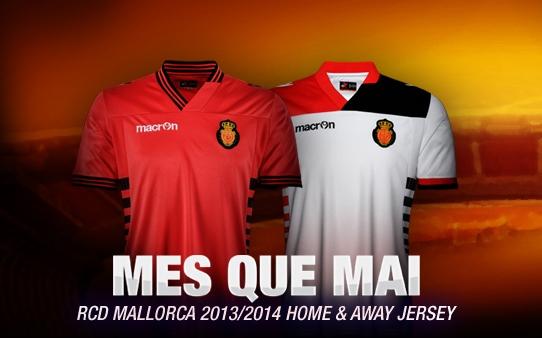 New Mallorca Kit 13 14