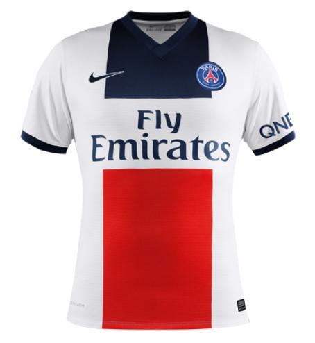 New PSG Away Kit 13 14