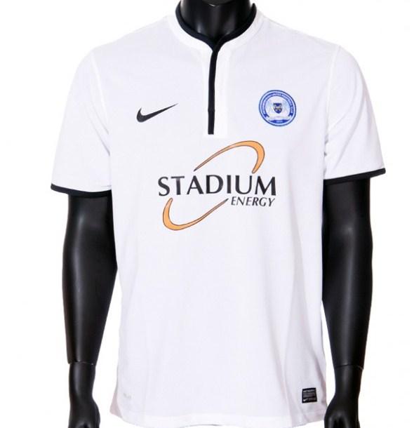 New Peterborough United Away Shirt 2013 2014