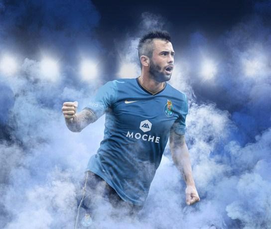 New Porto Away Kit 2013 14