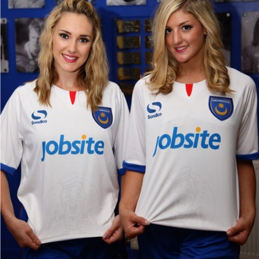 New Portsmouth Away Shirt 2013 2014