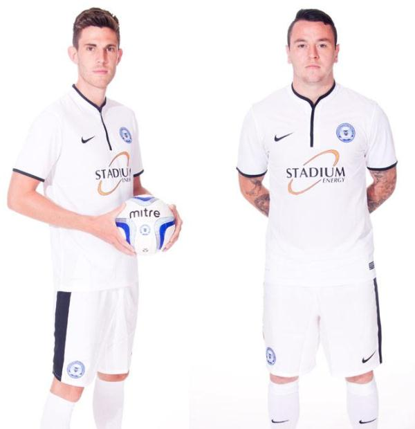 New Posh Away Kit 2013 14