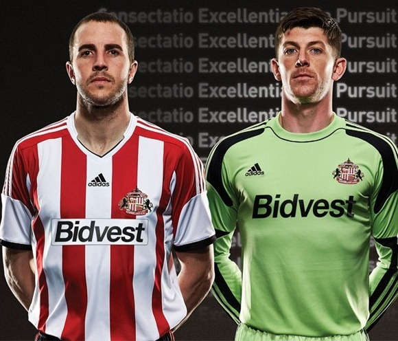 New SAFC Home Kit 13 14