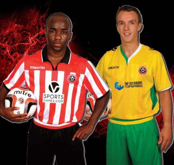 New Sheffield United Kit 2013 14