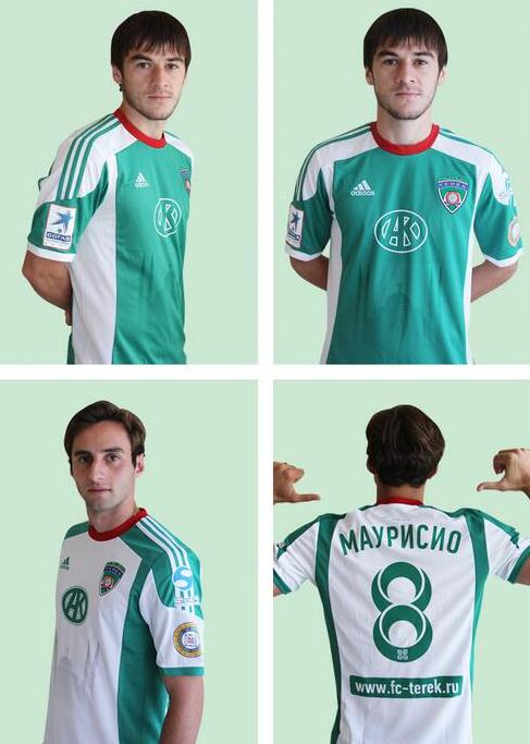 New Terek Grozny  Shirt 2013 14