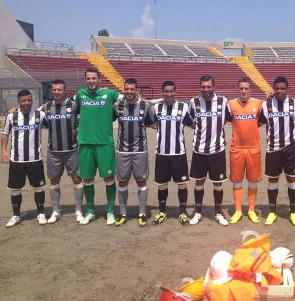 New Udinese Kit 2013 14
