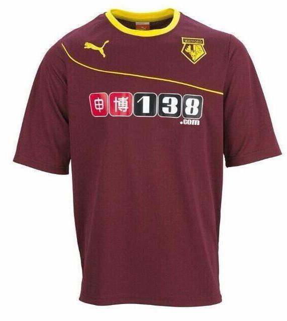 New Watford Away Shirt 2013 2014