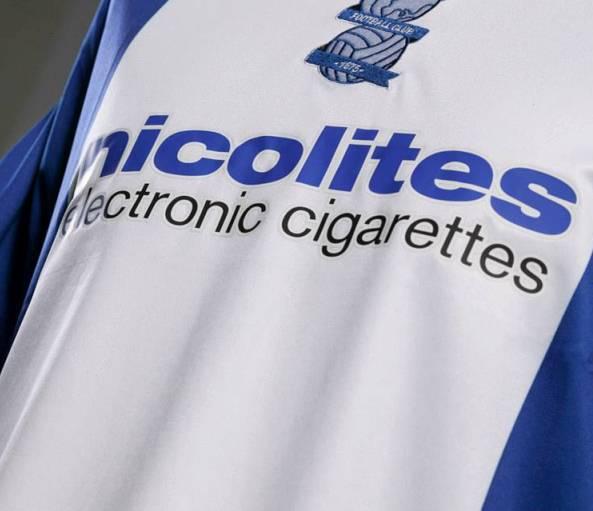 Nicolites Birmingham City Sponsor