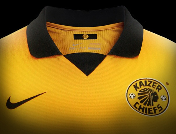 Nike Kaizer Chiefs Jersey 13 14
