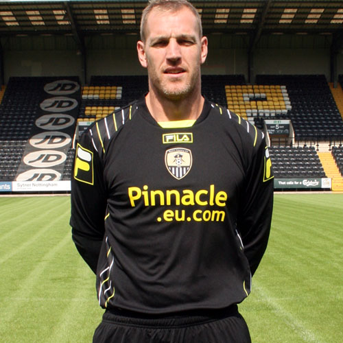 Notts County Away GK Kit 2013 14