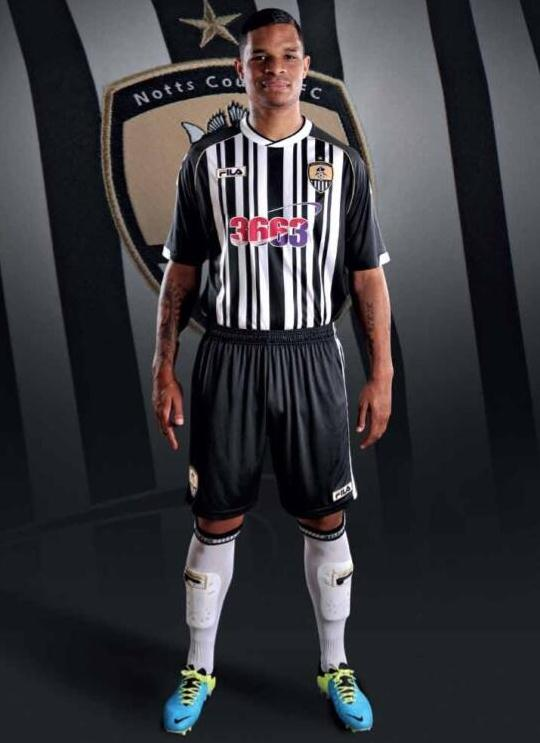 Notts County New Home Kit 2014