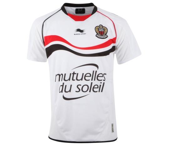 OGC Nice Football Shirt 2013 14