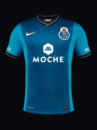 Porto Away Shirt 13 14
