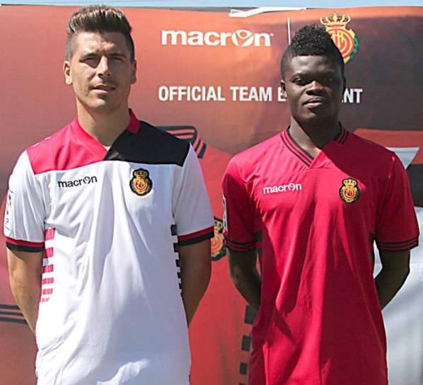 RCD Mallorca Jersey 2013 2014