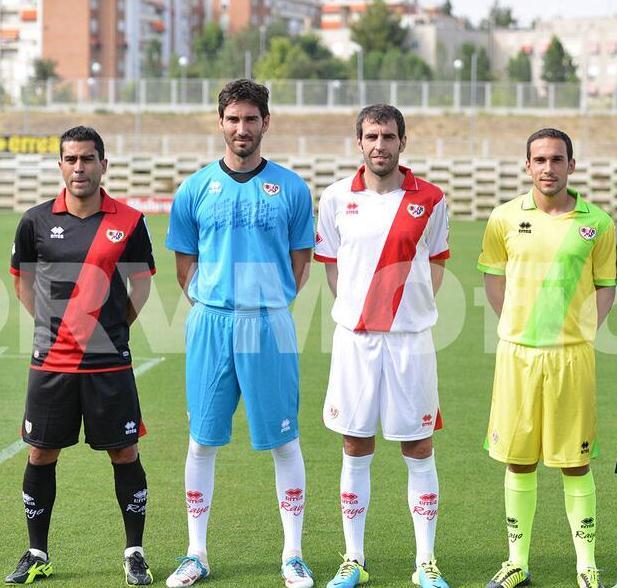 Rayo Away Kit 2013-14