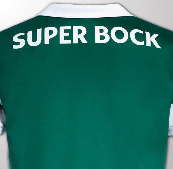 Sporting CP Home Kit 13 14