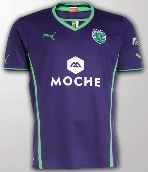 Sporting Cp Away Kit 13 14