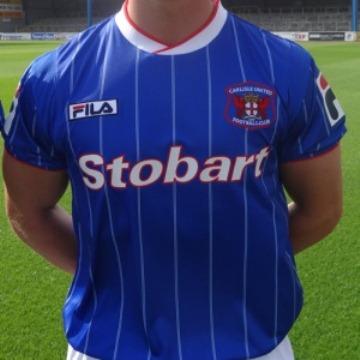 Stobart Carlisle United Sponsor