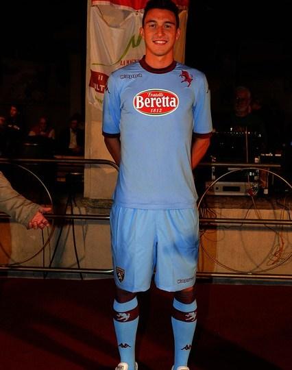 Torino Third Kit 2013 2014