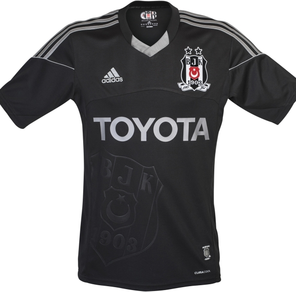 Besiktas, soccer clubs camisa, uniform, kits