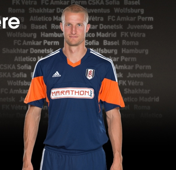 New Fulham Third Kit 2013 14