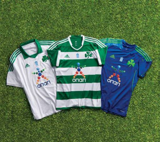 New Panathinaikos Jersey 2013 2014