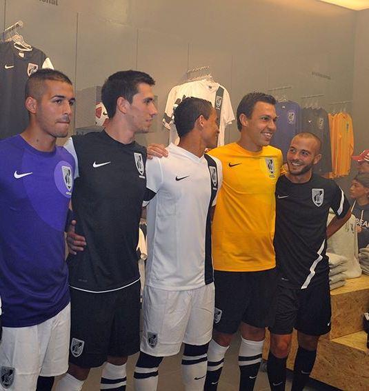 New Vitoria SC Kits 2013 14