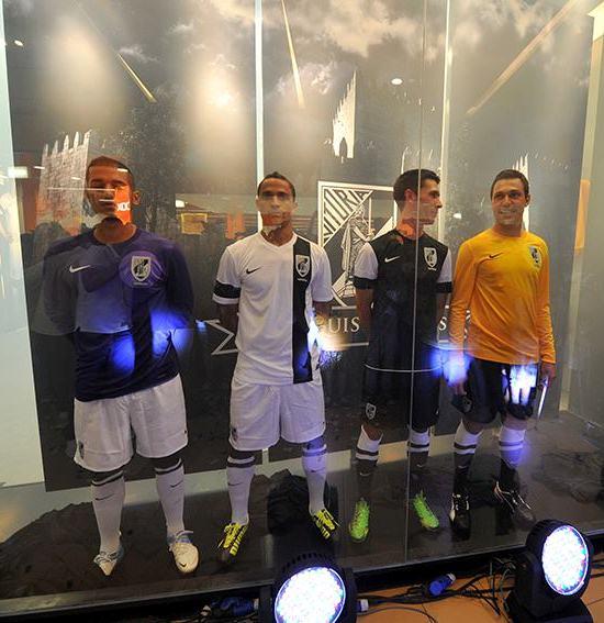 Vitoria SC Jersey 2013 2014