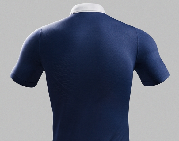 New France Home Shirt 2014