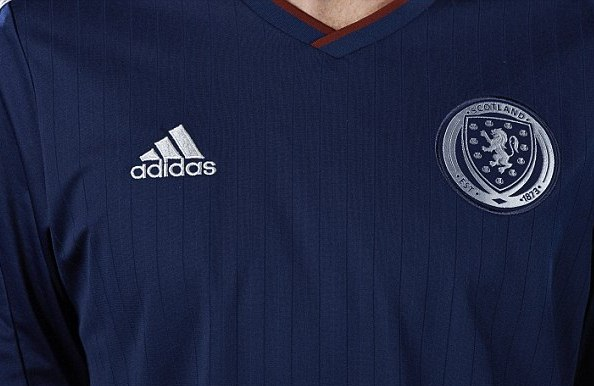 New Scotland Football Shirt 2014