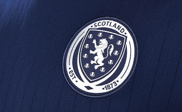 Scottish Football Jersey 2014