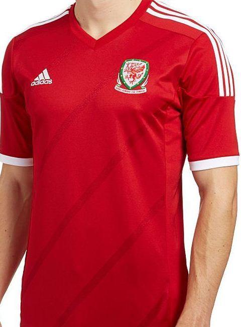 Wales Soccer Jersey 2014