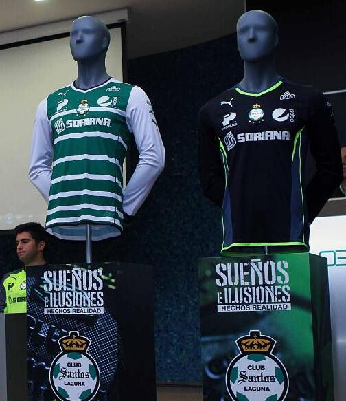 Club Santos Laguna 2014 Shirt