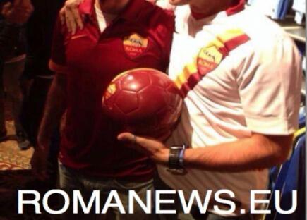Leaked Roma Nike Kit 2014