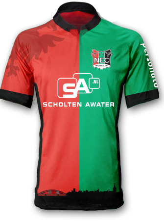 NEC Nijmegen 2014 15 Shirt
