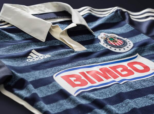 Chivas Away Jersey 2014