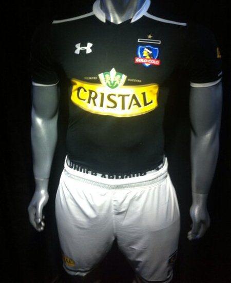 Colo-Colo Away Shirt 2014