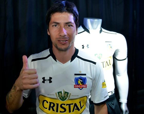 Colo Colo Soccer Jersey 2014