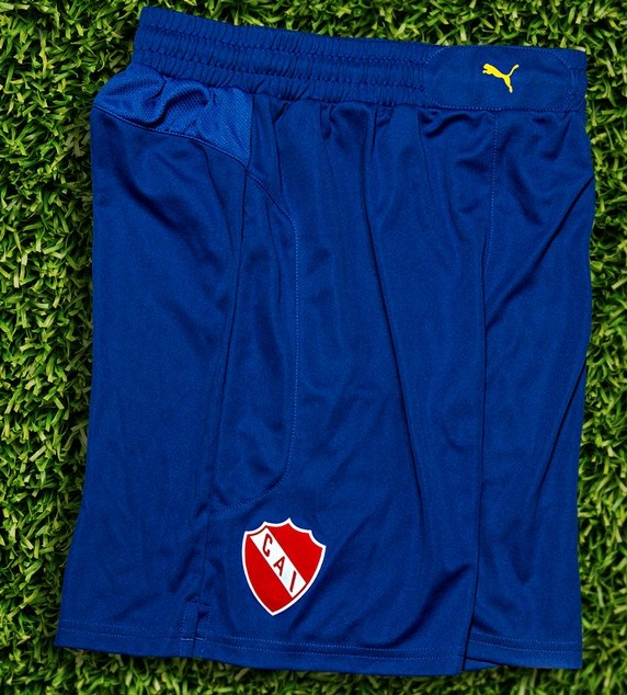 Independiente Blue Shorts