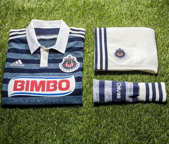 New Chivas Kit 2014