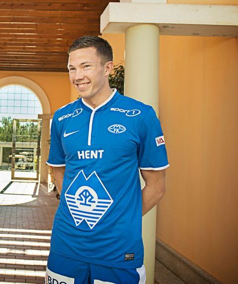 New Molde Football Shirt 2014
