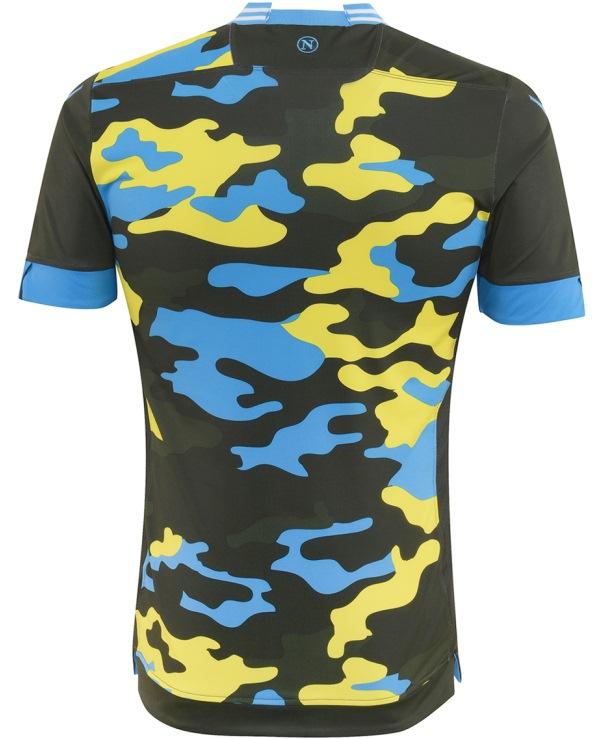 New Napoli Fourth Shirt 2014