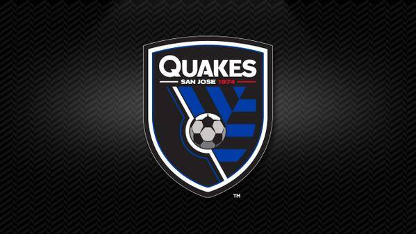 San Jose Earthquakes New Logo 2014