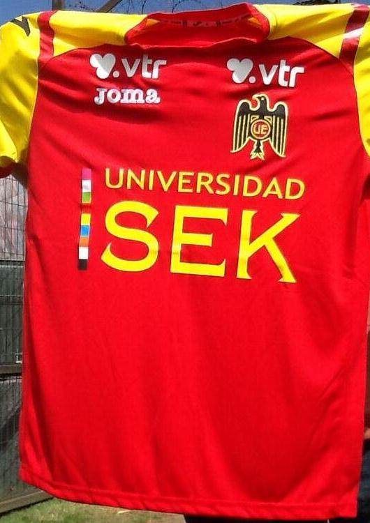 Union Espanola Camiseta