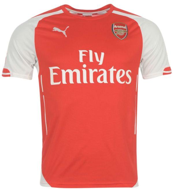 Arsenal FC Puma Leak