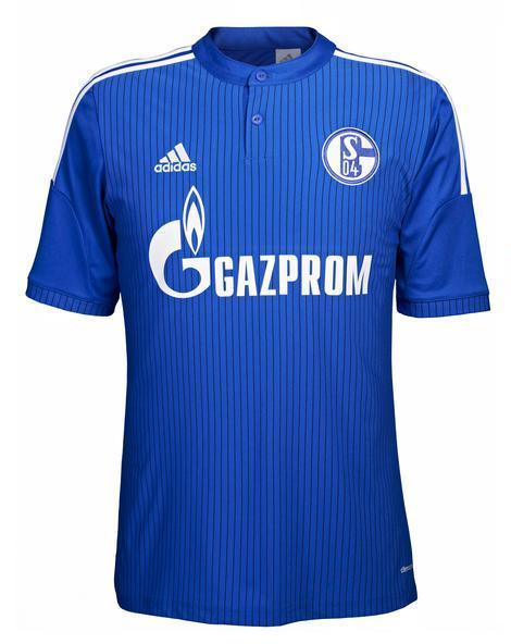New Schalke Jersey 2014 2015