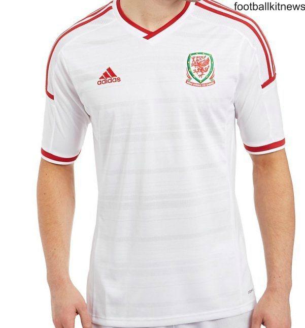 New Wales Away Football Shirt 2014