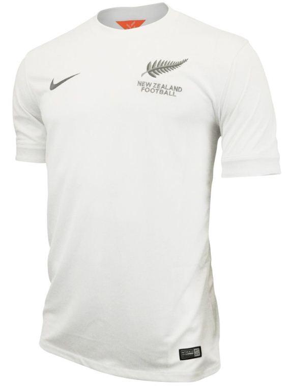 Nike NZ Football Jersey 2014