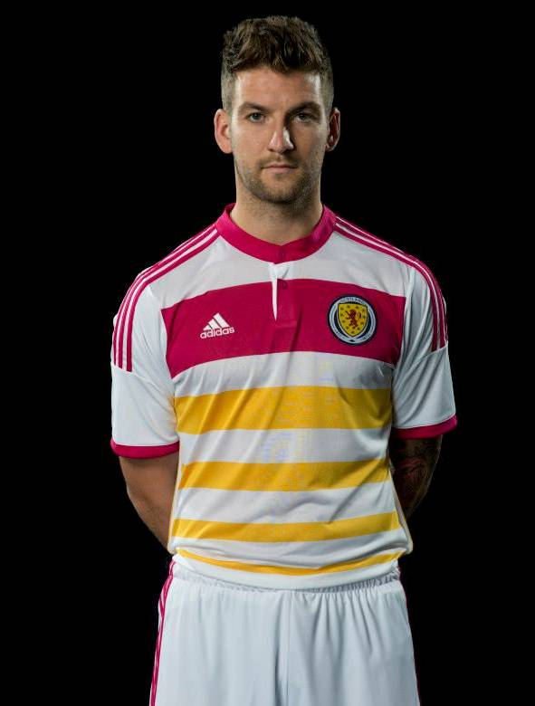 Scotland Rosebery Kit 2014