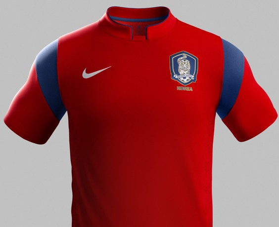 South Korea World Cup Shirt 2014